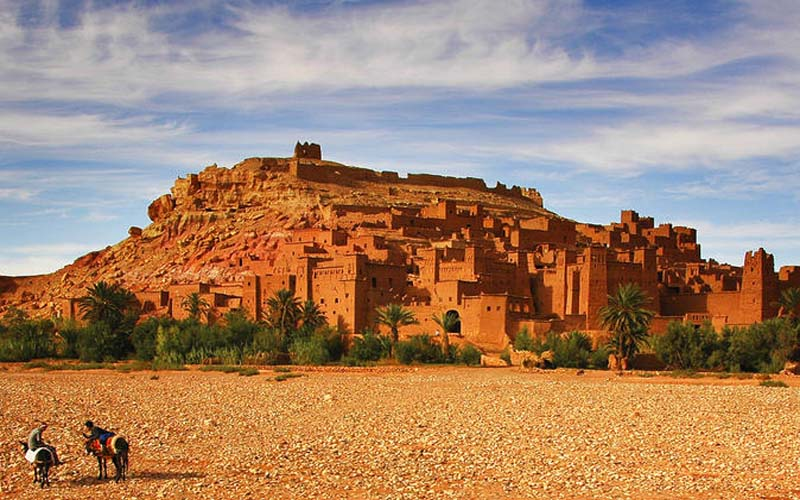 Ait Ben Haddou Atlas Mountains and Ouarzazate: 3 Days tour to Chegaga from Marrakech