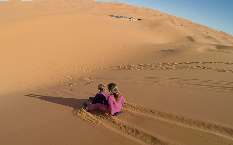 Morocco with Kids Trip Planning - Desert holidays with children