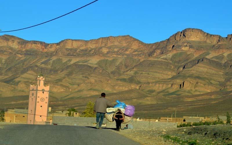 Shared 3 days desert tour from Marrakech to Chegaga