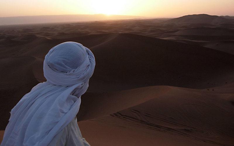 M'hamid, Zagora, Erg Lihoudi and Chegaga desert Tour in 2 days