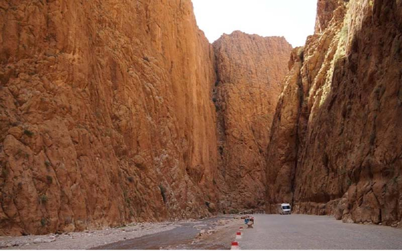 todgha-gorges - 4 days Morocco sahara desert tour from Marrakech