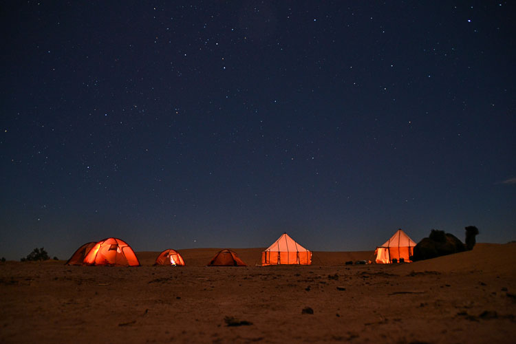 5 days Sahara desert Tours and Camping