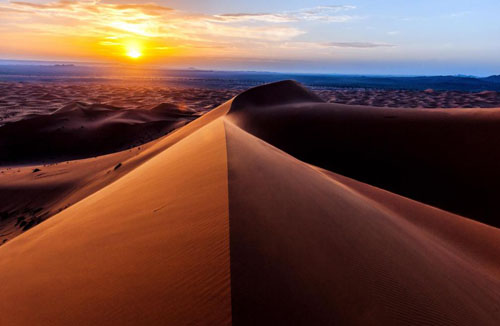 2 days and 1 night: Desert Tour from Zagora To the Erg Chegaga Dunes ,4wd